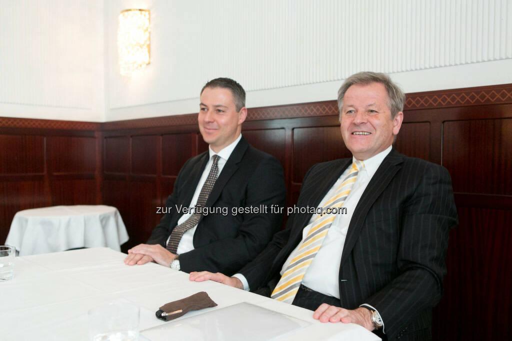 Oliver Schumy (Immofinanz), Eduard Zehetner (Immofinanz), http://blog.immofinanz.com/de/2015/03/23/immofinanz-wollen-kontrolle-ueber-ca-immo-erlangen/ , © Martina Draper für Immofinanz (24.03.2015)