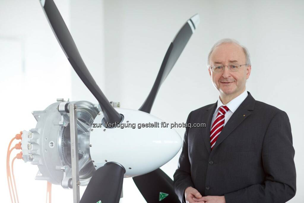 Frank Anton, Leiter eAircraft bei der zentralen Siemens-Forschung Corporate Technology: Siemens entwickelt Weltrekord-Elektromotor für Luftfahrzeuge, © Aussendung (24.03.2015)
