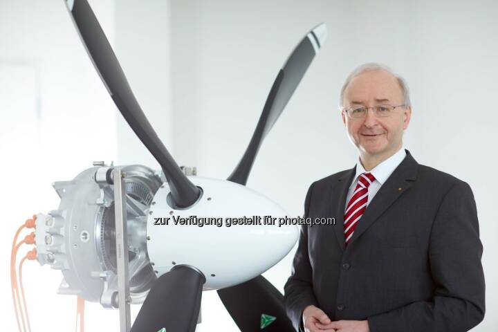Frank Anton, Leiter eAircraft bei der zentralen Siemens-Forschung Corporate Technology: Siemens entwickelt Weltrekord-Elektromotor für Luftfahrzeuge