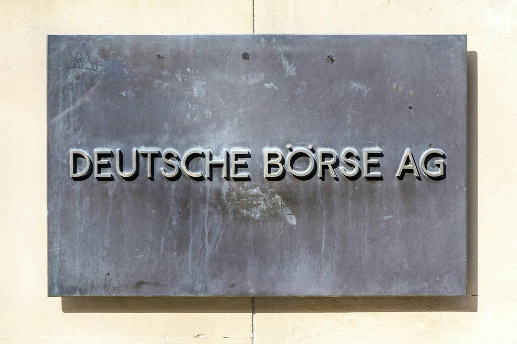 Deutsche Börse AG <a href=http://www.shutterstock.com/gallery-404404p1.html?cr=00&pl=edit-00>Jorg Hackemann</a> / <a href=http://www.shutterstock.com/editorial?cr=00&pl=edit-00>Shutterstock.com</a>, © www.shutterstock.com (24.03.2015)
