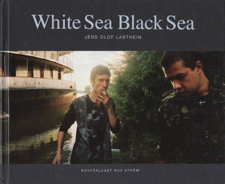Jens Olof Lasthein - White sea Black sea, Max Ström 2008, Cover - http://josefchladek.com/book/jens_olof_lasthein_-_white_sea_black_sea