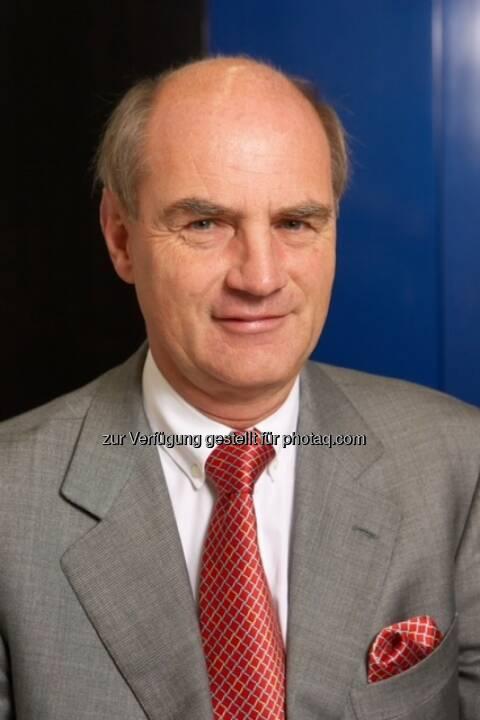 Leo W. Chini übernimmt Agenden als Aufsichtsratsvorsitzender bei Volksbank Wien-Baden AG (Bild: Volksbank Wien-Baden AG)