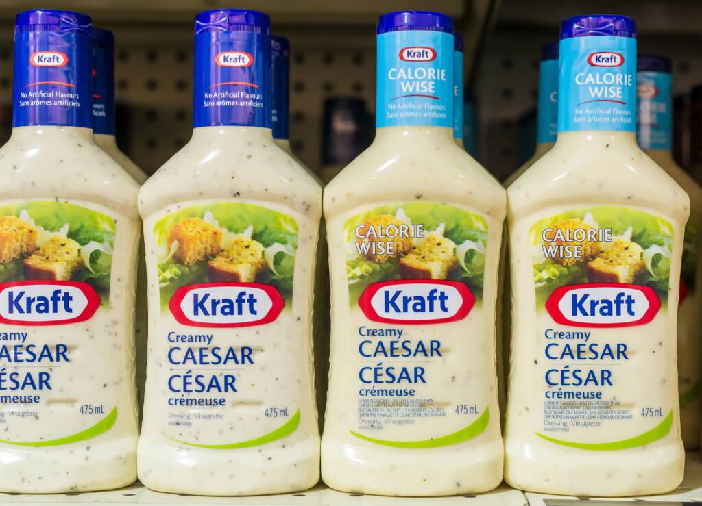 Kraft Ceasar Salat dressing, Kraft Foods Group <a href=http://www.shutterstock.com/gallery-626293p1.html?cr=00&pl=edit-00>rmnoa357</a> / <a href=http://www.shutterstock.com/editorial?cr=00&pl=edit-00>Shutterstock.com</a>, © www.shutterstock.com (26.03.2015)
