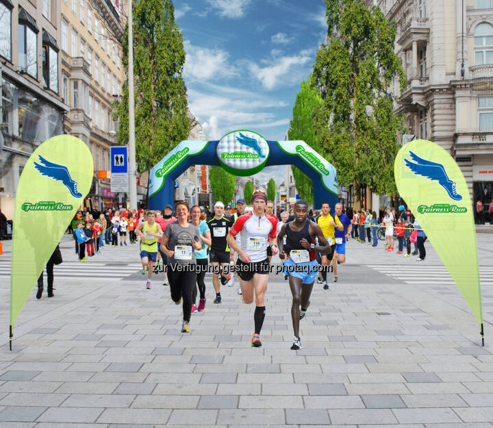 Am 18. Juni 2015 geht der Global 2000 Fairness Run presented by Pro Planet mit mehreren Laufdisziplinen und einem bunten Rahmenprogramm auf der Wiener Mariahilfer Straße in die zweite Runde.