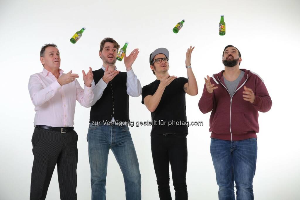 Omi's Apfelstrudelsaft knackt alle Crowdfunding-Rekorde, © Aussender (27.03.2015)