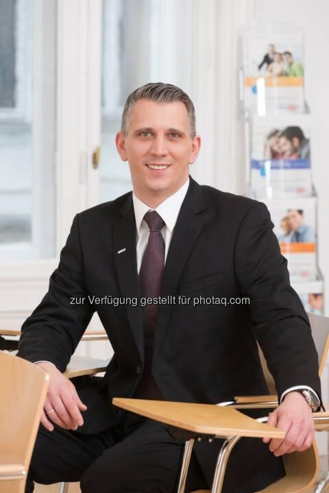 Axel Jungwirth, Geschäftsführer der Ferdinand Porsche FernFH: Ferdinand Porsche FernFH: Ferdinand Porsche FernFH mit neuer Eigentümerstruktur