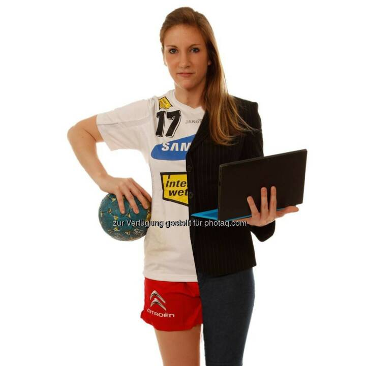Isabel Plach http://www.visionrun.at im Sport und Börse-Modus by http://www.picture-it.at