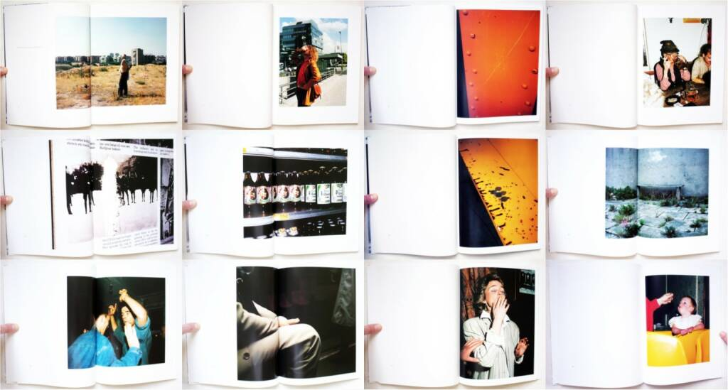 Paul Graham - New Europe, Fotomuseum Winterthur / Cornerhouse Publications 1993, Beispielseiten, sample spreads - http://josefchladek.com/book/paul_graham_-_new_europe, © (c) josefchladek.com (29.03.2015)