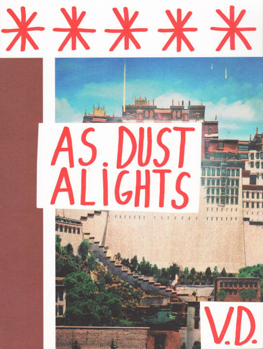 Vincent Delbrouck - As Dust Alights, Self published/Wilderness 2014, Cover - http://josefchladek.com/book/vincent_delbrouck_-_as_dust_alights