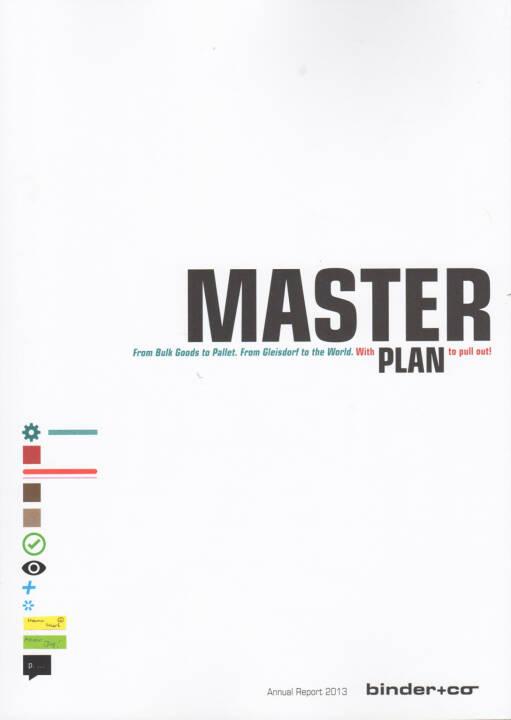 Binder+Co Geschäftsbericht 2013 - http://boerse-social.com/financebooks/show/binderco_geschaftsbericht_2013