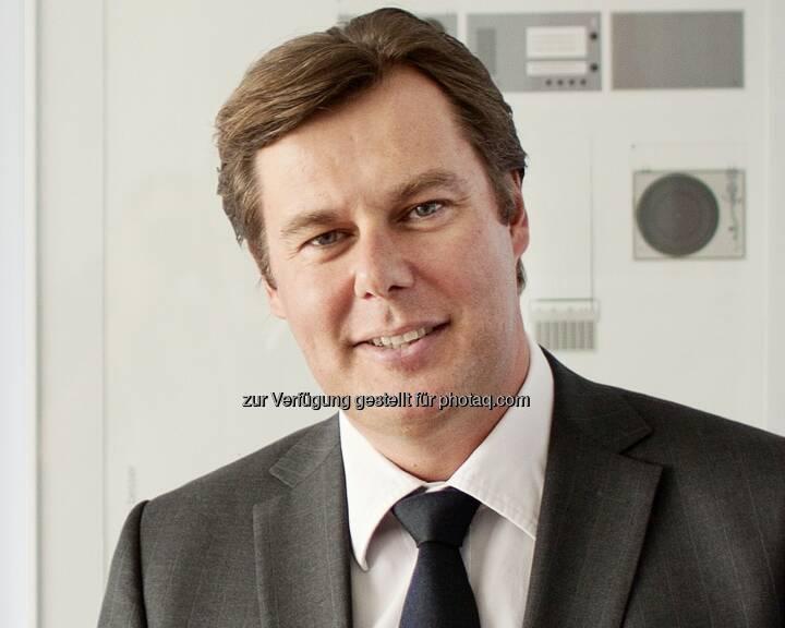 Martin Kaiser wird Leiter des Bereichs Dienstleistungen der Hager Group (Bild: obs/Hager Group)