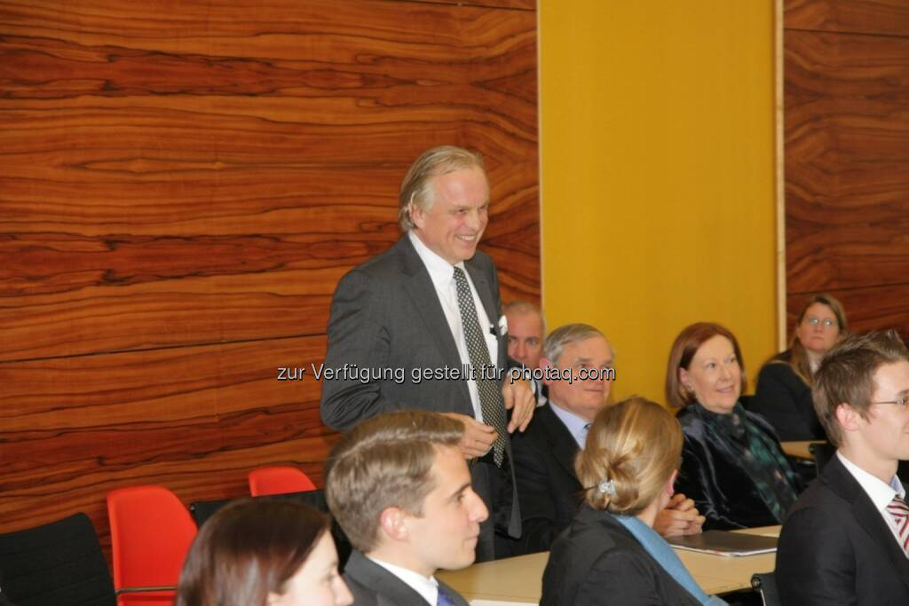 Rechtsanwalt Wolfgang Leitner, © IVA (20.02.2013)