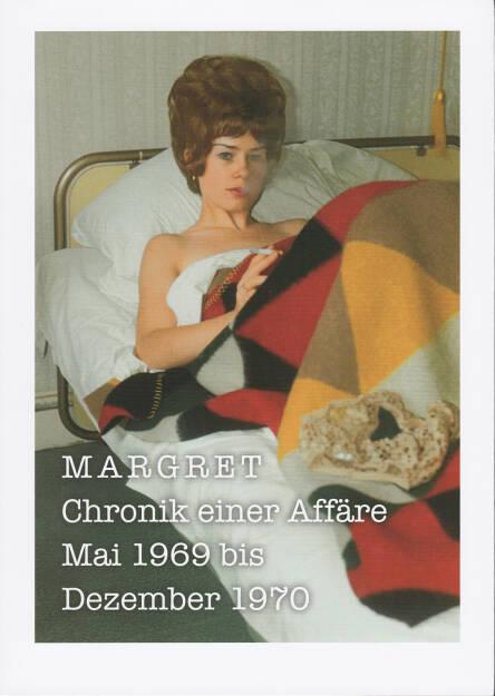 Nicole Delmes & Susanne Zander (Eds.) - Margret: Chronik einer Affäre (2012), 150-250 Euro - http://josefchladek.com/book/nicole_delmes_susanne_zander_eds_-_margret_chronik_einer_affare (05.04.2015)