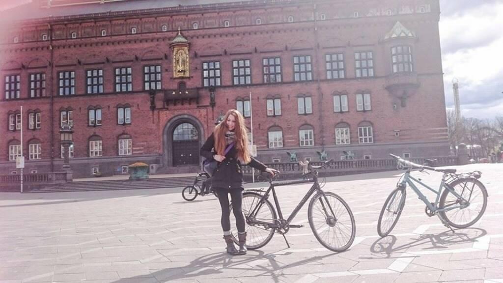 Fahrrad Rad, © Melanie Raidl (05.04.2015)