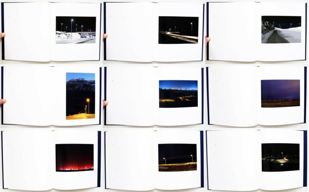 Stuart Richardson - Sodium Sun / Natríum Sól, Self published 2014, Beispielseiten, sample spreads - http://josefchladek.com/book/stuart_richardson_-_sodium_sun_natrium_sol, © (c) josefchladek.com (06.04.2015)