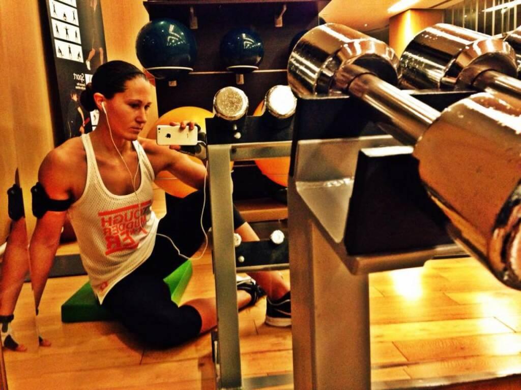 Monika Kalbacher Gym, © Diverse  (07.04.2015)