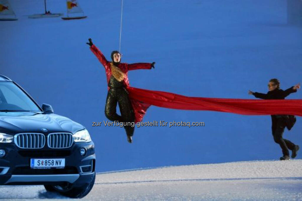 """BMW weitet Engagement im Ötztal aus und ist 2015 offizieller Partner bei der legendären """"Hannibal"""" Aufführung., © Aussendung (08.04.2015)"""