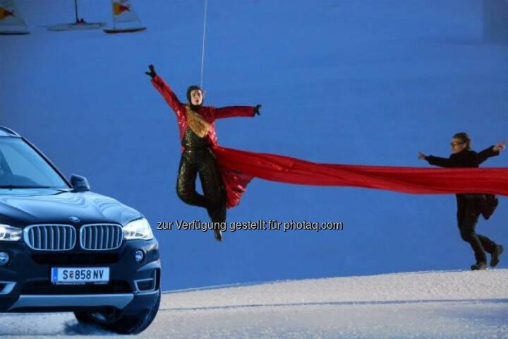 """BMW weitet Engagement im Ötztal aus und ist 2015 offizieller Partner bei der legendären """"Hannibal"""" Aufführung."""