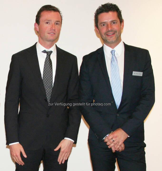 Universitätsprofessor Johannes Zollner (l.) und Manfred Wieland sind Gründungsmitglieder der neuen Plattform Stiftung Nextgen - bietet umfassende Informationen für Stifter, Begünstigte und Vorstände (Bild: Nextgen)