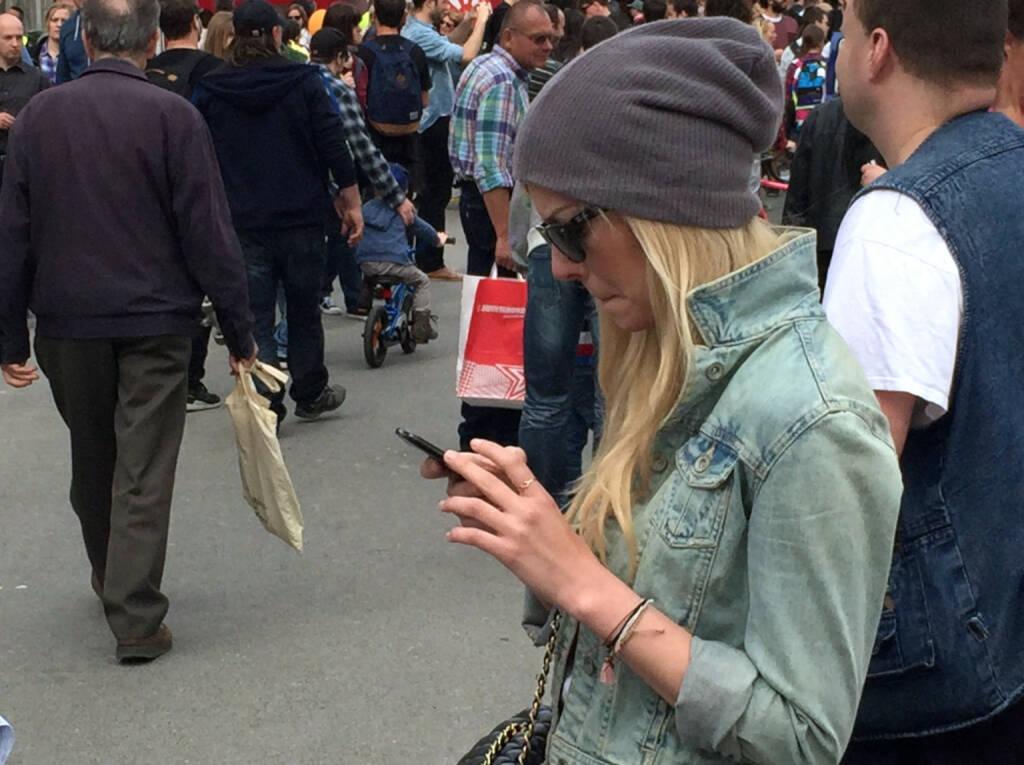 Handy Nachricht (11.04.2015)