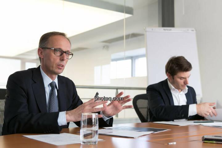 Klaus Malle (Accenture), Peter Auer (Accenture)