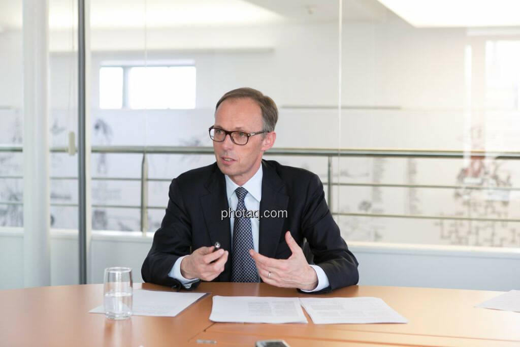 Klaus Malle (Accenture), © photaq/Martina Draper (11.04.2015)