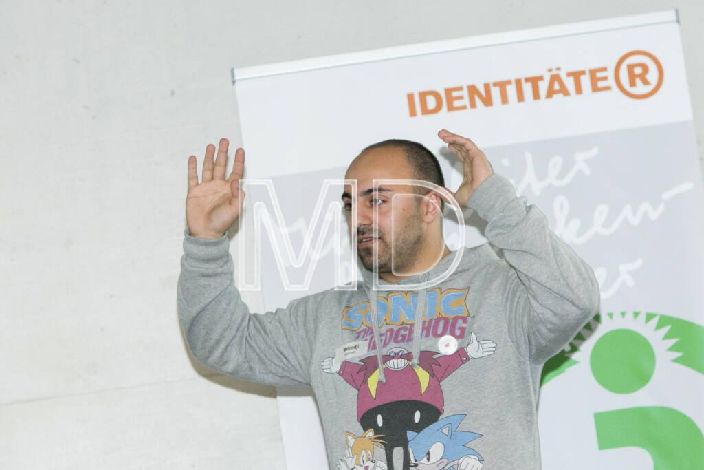 Ali Mahlodji (Whatchado), © Martina Draper (20.02.2013)
