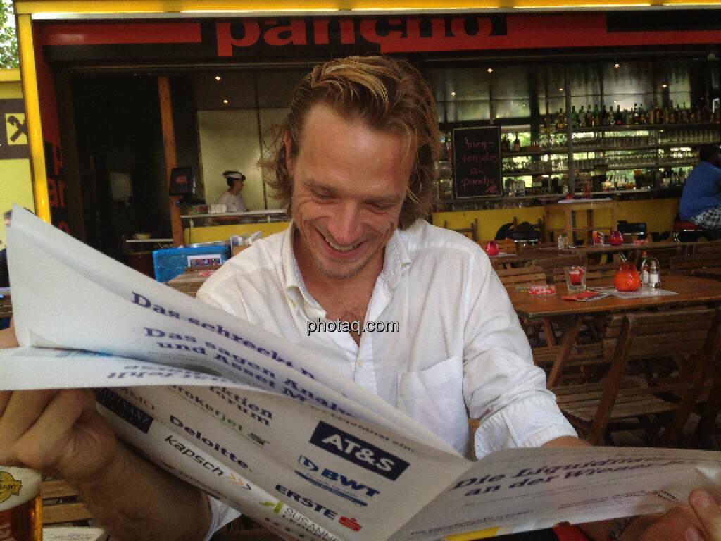 Daniel Keiper-Knorr (Speedinvest), Fachheft (15.12.2012)