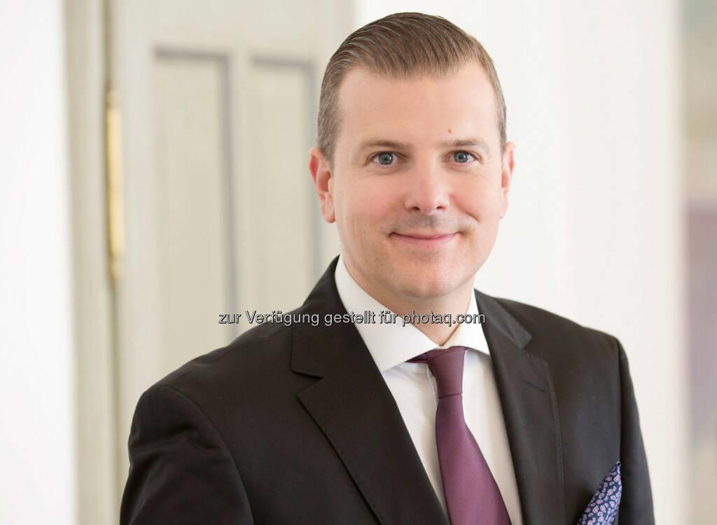 Stefan Höftberger verstärkt das Beraterteam der Zürcher Kantonalbank Österreich AG am Standort in Salzburg., © Aussender (13.04.2015)