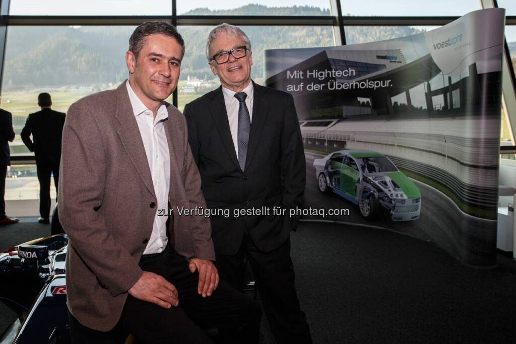 "voestalpine wing in #Spielberg: Passend zum Start der Rennsaison 2015 am Red Bull Ring trafen sich an diesem Wochenende 160 internationale Top-Manager der voestalpine zum diesjährigen ""Group Meeting"" (Konzerntreffen) im #voestalpinewing. http://bit.ly/1GCSC4O  Source: http://facebook.com/voestalpine, © Aussender (13.04.2015)"