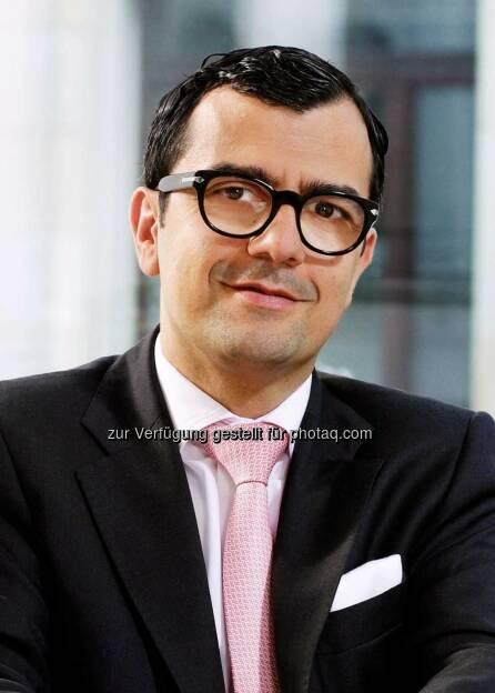 Stavros Efremidis, ehemaliger KWG-Vorstand, verantwortet ab dem 20. Februar 2013 als Geschäftsführender Direktor das operative Geschäft von conwert in Deutschland (Copyright: KWG Kommunale Wohnen AG) (20.02.2013)