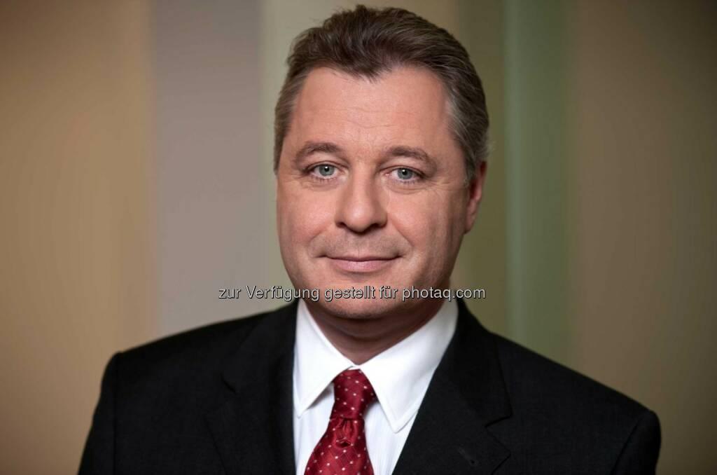 Thomas Doll, Geschäftsführender Direktor und CFO von conwert, verantwortet das operative Geschäft in Österreich und CEE (20.02.2013)