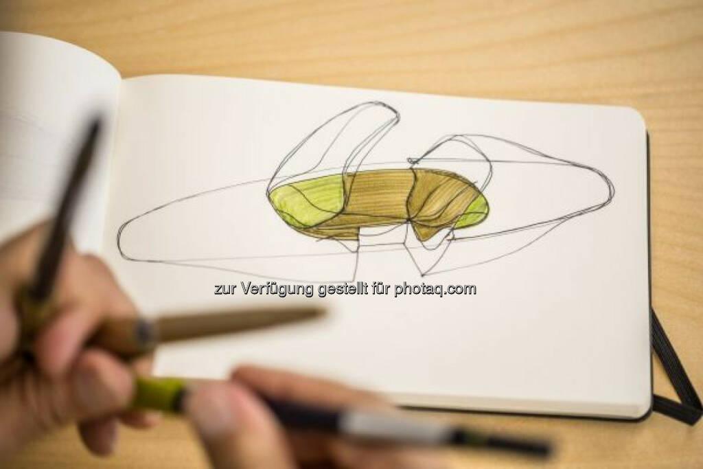 Spheres. Perspectives in Precision & Poetry for BMW designed by Alfredo Häberli. Präsentiert auf dem Salone del Mobile 2015., © Aussendung (14.04.2015)