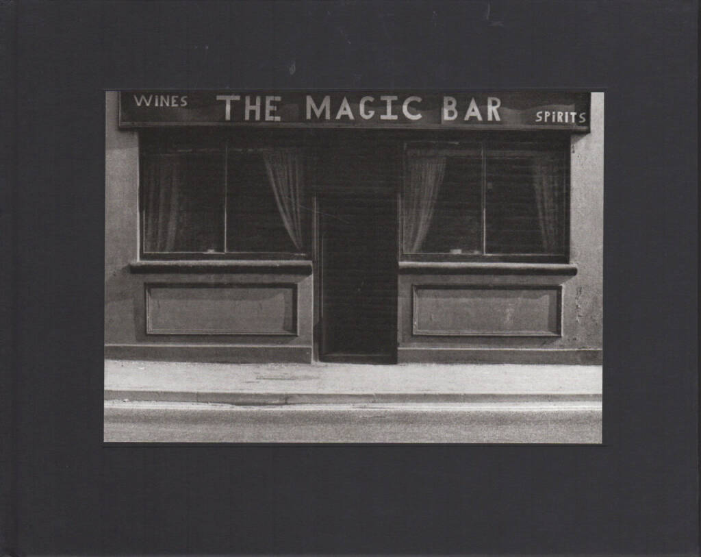 Kenneth Gustavsson - The Magic Bar, Max Ström 2012, Cover -  http://josefchladek.com/book/kenneth_gustavsson_-_the_magic_bar, © (c) josefchladek.com (14.04.2015)