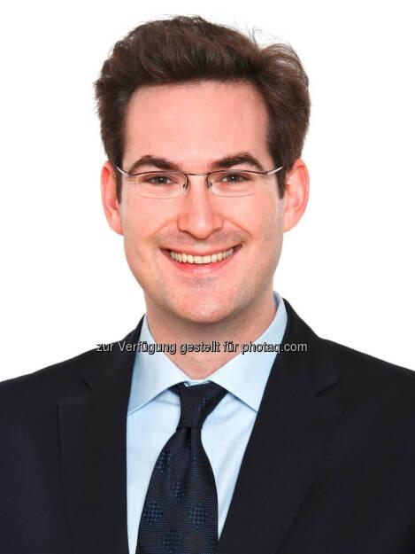 Leon Kopecký ist mit März 2015 als Counsel bei der zentral- und osteuropäischen Rechtsanwaltskanzlei Schönherr eingetreten. , © Aussender (14.04.2015)