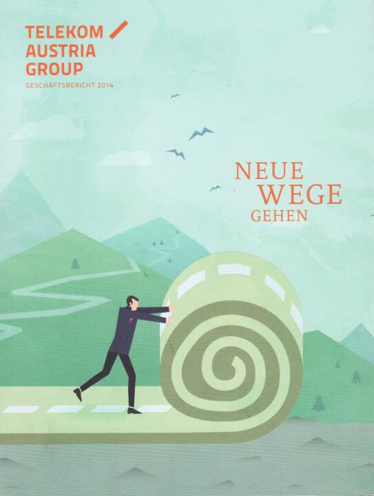 Telekom Austria Group Geschäftsbericht 2014 - http://boerse-social.com/financebooks/show/telekom_austria_group_geschaftsbericht_2014