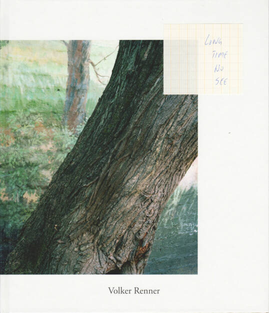 Volker Renner - long time no see, Textem Verlag 2014, Cover - http://josefchladek.com/book/volker_renner_-_long_time_no_see, © (c) josefchladek.com (16.04.2015)
