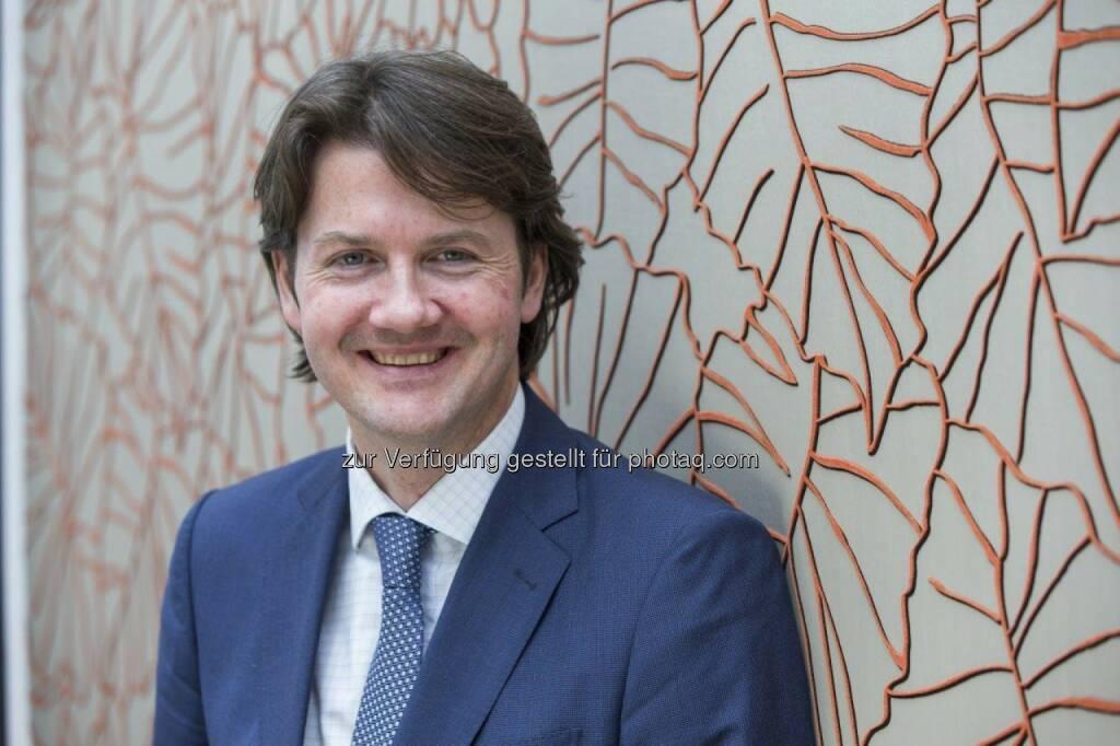 Gerald Fleischmann: Volksbank Wien-Baden AG: Volksbank bestellt neuen Vorstandsvorsitzenden, © Aussender (16.04.2015)