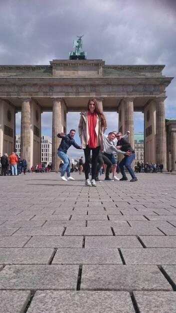 Brandenburger Tor Berlin, © Melanie Raidl (18.04.2015)