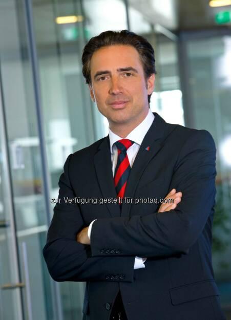 Werner Panhauser, Helvetia Vertriebsvorstand: Helvetia bringt Sicherungskonto auf den Markt , © Aussender (20.04.2015)