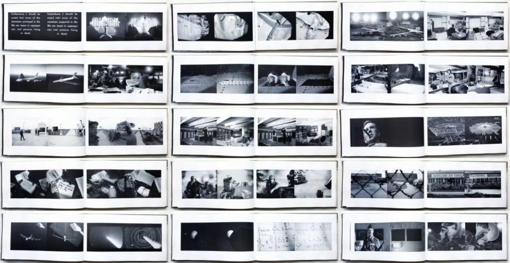 Kristan Horton - Dr. Strangelove Dr. Strangelove, Art Gallery of York University 2007, Beispielseiten, sample spreads - http://josefchladek.com/book/kristan_horton_-_dr_strangelove_dr_strangelove, © (c) josefchladek.com (20.04.2015)