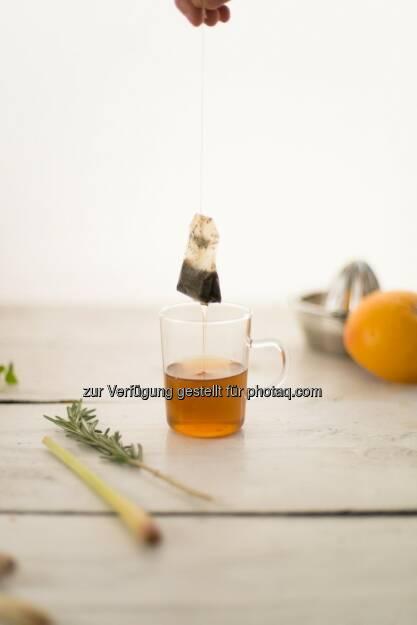 BWT Tischwasserfilter Grapefruit Tee, © BWT (21.04.2015)