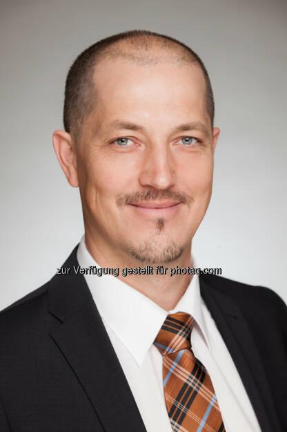 Stefan Pointl ist neuer Vertriebsleiter für Gewerbe und Handel bei Knauf, © Aussender (22.04.2015)