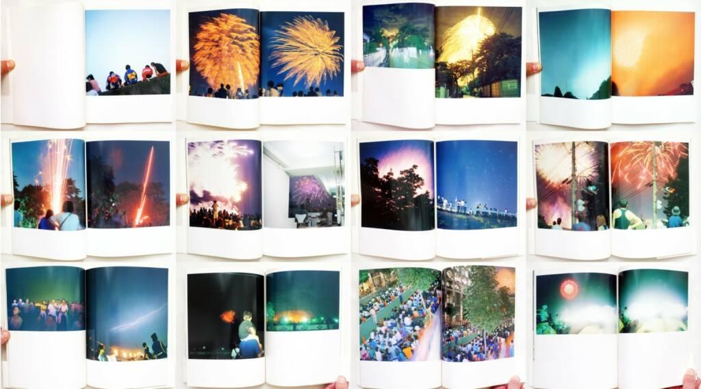 Rinko Kawauchi - Hanabi (川内倫子 花火), Little More 2001, Beispielseiten, sample spreads - http://josefchladek.com/book/rinko_kawauchi_-_hanabi_川内倫子_花火, © (c) josefchladek.com (24.04.2015)