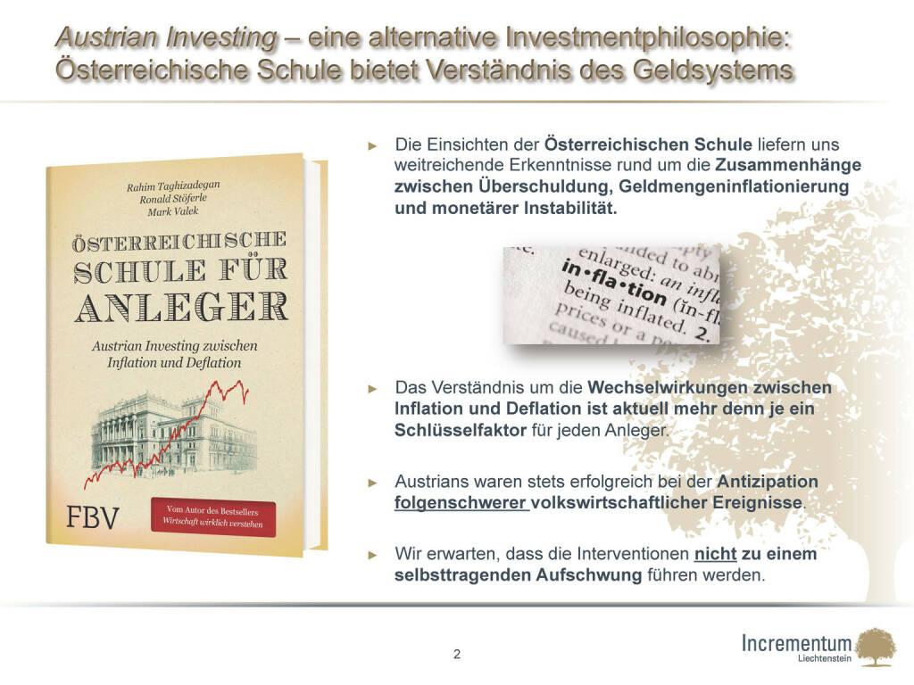 Austrian Investing - Österreichische Schule (24.04.2015)
