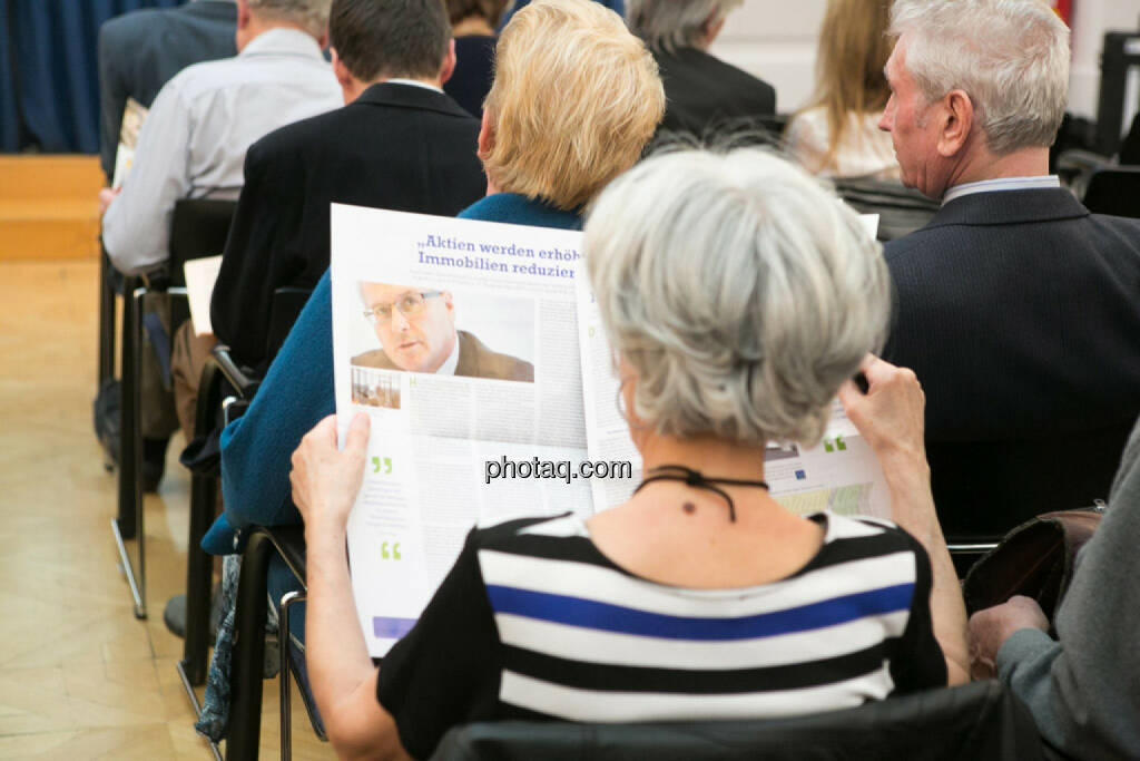 Vienna Gold and Silver Network Night, © photaq/Martina Draper (27.04.2015)