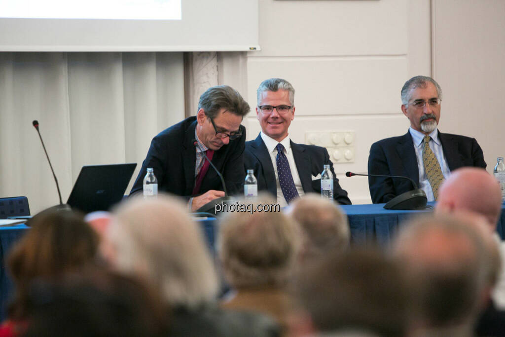 Podium Vienna Gold and Silver Network Night, © photaq/Martina Draper (27.04.2015)