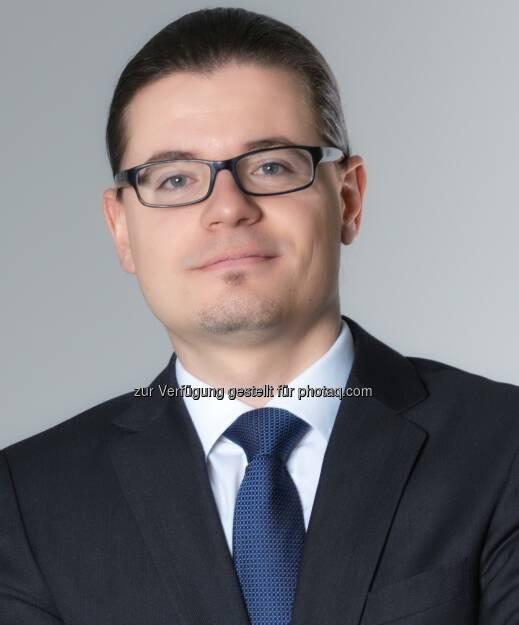 Fabian Blumberger neuer Partner bei Haslinger / Nagele & Partner, © Aussender (27.04.2015)