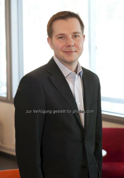 Antti Kourula wird mit 11. Mai 2015 die Stelle des General Managers bei GSK Österreich übernehmen.   , © Aussender (27.04.2015)