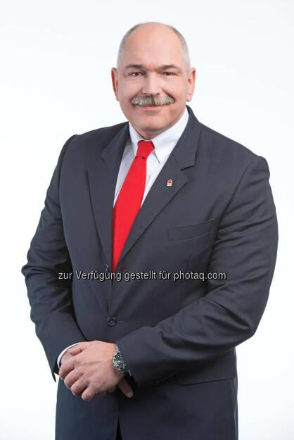 Alexander Kiss ist der neue Direktor der Region Ost bei ÖWD security & services, © Aussender (28.04.2015)